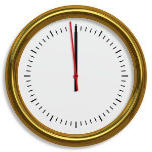 חוק פשיטת הרגל זמן