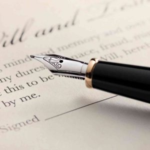 כתיבת צוואה מחיר